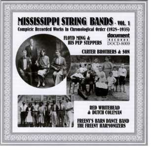 Mississippi Square Dance   Part 2 FreenyS Barn Dance Band