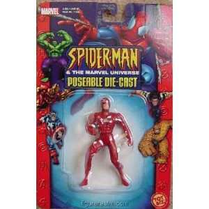 Flash from Spider Man (Toy Biz) Marvel Universe Die Cast