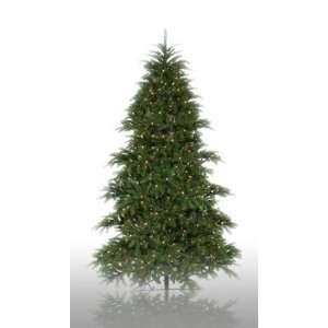 7.5 Prelit Westwood Spruce Artificial Christmas Tree