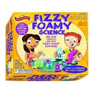 Scientific Explorer Scientific Explorers Fizzy Foamy Science Kit of