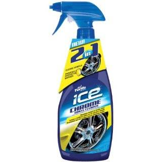 Turtle Wax T478 Ice Chrome Wheel Cleaner   22 Ounce