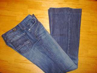 WOMENS LUCKY BRAND STRETCH DENIM JEANS SIZE 10