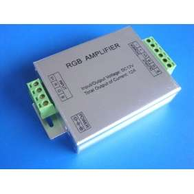 RGB Amplifier for RGB Light Bars and Flexible strip light