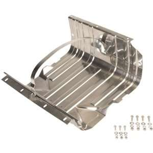 Kentrol Stainless Steel Gas Tank Skid Plate 1976 1990 Jeep