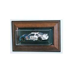 Single 1/24 Scale Car Display Case (Black)