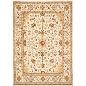 Safavieh Rugs Tuscany Collection TUS302 1212 5 Ivory/Ivory