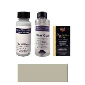 Oz. Anthracite Grey Metallic Paint Bottle Kit for 1993 Mercedes Benz