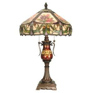 Dale Tiffany Provence Table Lamp