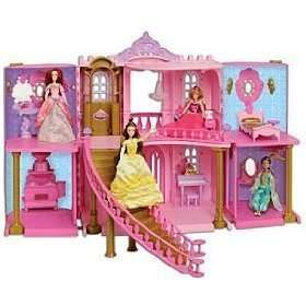 PRINCESS ENCHANTED CASTLE NEW