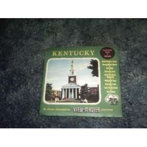 Kentucky View Master Reels SAWYERS Books