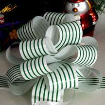 GIFT PULL BOWS RIBBON DECORATIONS CHRISTMAS WREATH TREE BUY 3 PACKS