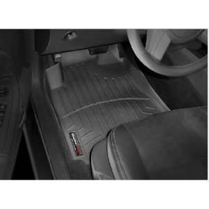 2008 2010 Dodge Challenger Black Weathertech Floor Liner
