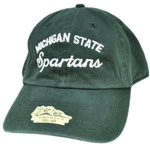 NCAA Michigan State Spartans Dark Forest Green White