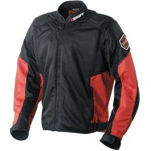 Shift Racing Airborne Jacket   Large/Red Automotive