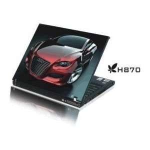 15.4 Laptop Notebook Skins Sticker Cover H870 Car Audi
