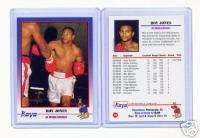 1991 KAYO ROY JONES JR. ROOKIE BOXING CARD #116