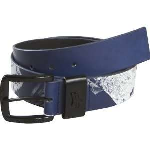 Fox Racing Red Bull X Fighters Exposed Mens Sports Wear Belt   Navy