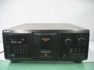 Sony CDP C355 300 CD Changer Disc Changer Player Jukebox