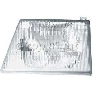 HEADLIGHT ford ECONOLINE VAN e150 e250 e350 e450 92 96