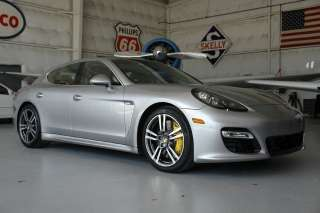 Porsche  Panamera Turbo S in Porsche   Motors
