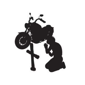 Motorcycle Festive Car Truck Vehicle Bumper Helmet Decal Sticker Wall
