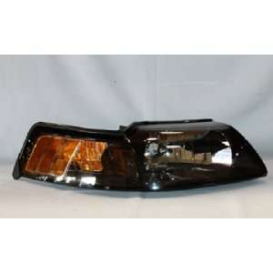 01 04 FORD MUSTANG HEADLIGHT RIGHT Automotive