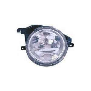 98 02 LINCOLN NAVIGATOR FOG LIGHT RH (PASSENGER SIDE) SUV, ASSY (1998
