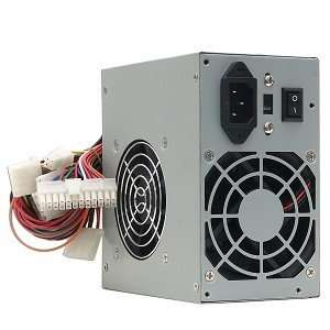 680W 20+4 pin Dual Fan ATX Power Supply w/SATA Adapter Electronics