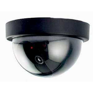 Dummy Dome Camera w/ Motion Activated LED Light