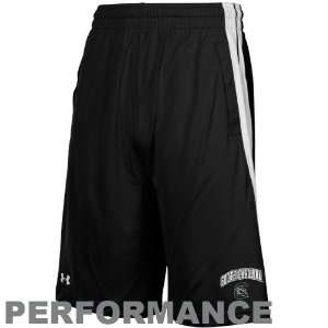 Under Armour South Carolina Gamecocks Black Twister Performance Shorts