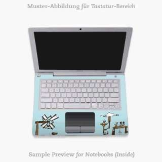 Tastatur (Inlay)   Skyworld Laptop Notebook Decal Skin Sticker