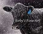 Originals And Prints Of Mammals, Birds items in Roby Baers Fine Art