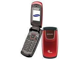 Samsung C276L (CRC) Red Unlocked Cellular Phone