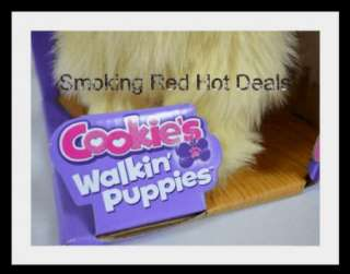 Furreal Friends Cookies Walking Puppy Fur Real SMALL Dog Rare New Hot