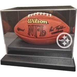 Pittsburgh Steelers Liberty Value Football Display Sports