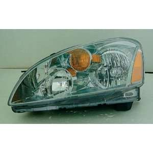 HEADLIGHT ASSEMBLY EXC XENON, DRIVER SIDE   DOT Certified Automotive