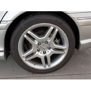 Mercedes CL S Class Set of 4 18 OEM AMG Wheels Rims+Tires