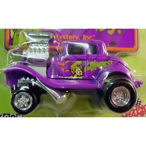 Scooby Doo 164 Scale Diecast Car   1932 Ford Gasser  Toys & Games