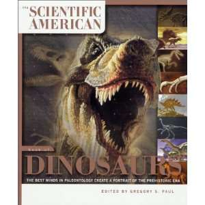 Scientific American Book of Dinosaurs [Hardcover] Gregory Paul Books