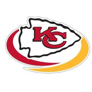BSS   Kansas City Chiefs NFL Diecut Window Film