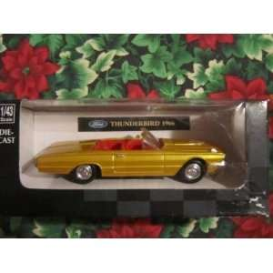 1966 Ford Thunderbird 1/43 Scale City Cruiser Collection Toys & Games