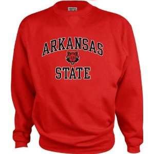 Arkansas State Red Wolves Perennial Crewneck Sweatshirt