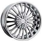 20x9 Chrome Wheel Cruiser Alloy Superstar 6x5.5
