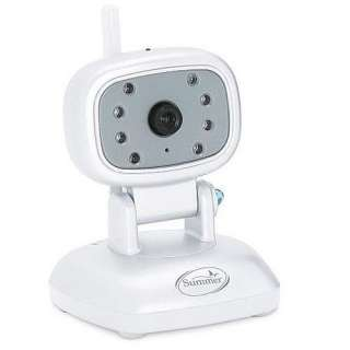 Summer Infant Extra Camera for Complete Coverage Video Monitor 02610