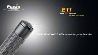 Fenix E11 MINI LED flashlight