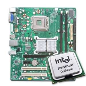 Intel DG31PR Motherboard CPU Bundle   Intel Pentium Dual Core E2200