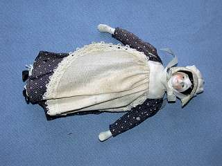 This auction is for a Beautiful Vintage Bisque Porcelain Doll w