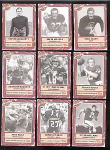 RARE SEC South Carolina Gamecocks FOOTBALL LEGENDS Regional Issue