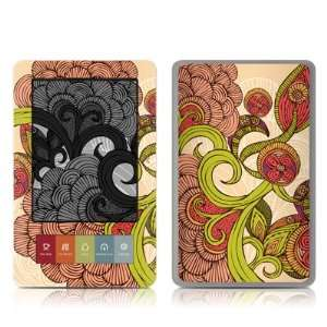Jill Design Protective Decal Skin Sticker for Barnes and