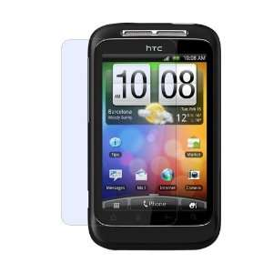 3x Anti Glare Premium Screen Protector for HTC Wildfire S